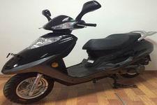 松铃牌SL125T-2A型两轮摩托车