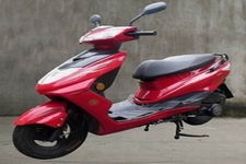 乐士牌LS125T-8C型两轮摩托车图片