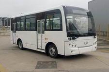 6.6米金龙XMQ6662AGBEVL1纯电动城市客车