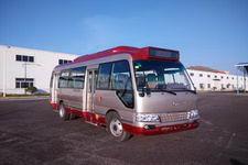 7米云马YM6700BEVG纯电动城市客车