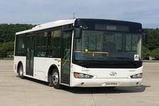 8米海格KLQ6800GEVW纯电动城市客车