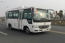 6米东风EQ6602CBEV纯电动城市客车