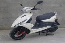 乐士牌LS100T-8C型两轮摩托车图片