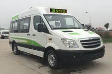 6米海格KLQ6601GBEVN1纯电动城市客车