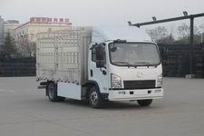 陕汽SX5070CCYBEV1型纯电动仓栅式运输车
