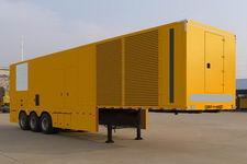 海伦哲14.6米03轴电源半挂车(XHZ9401XDY)