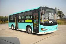 8.5米海格KLQ6850GEVN纯电动城市客车