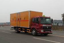 江特牌JDF5160XRQBJ4型易燃气体厢式运输车