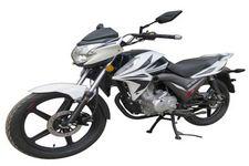 新本牌XB150-2型两轮摩托车图片