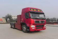 大运牌CGC4250BEV1GCG2型纯电动牵引汽车图片