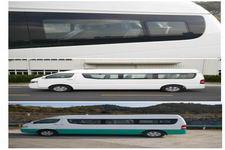 中通牌LCK6600BEV1型纯电动客车图片2