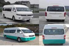 中通牌LCK6600BEV1型纯电动客车图片4