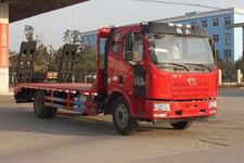 程力威牌CLW5161TPBC5型平板运输车