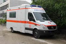 北地牌ND5050XJH-S5型救护车图片