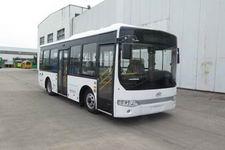 8米安凯HFF6800GEVB3纯电动城市客车