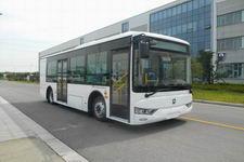 8.5米亚星JS6851GHBEV9纯电动城市客车