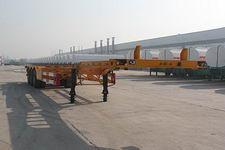 成星15米33.5吨3轴集装箱运输半挂车(HCX9400TJZ)
