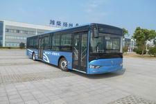 12米|20-50座亚星插电式混合动力城市客车(JS6128GHEV9)