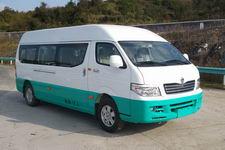 6米万达WD6602BEV1纯电动客车