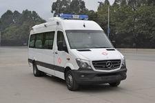 北地牌ND5053XJH型救护车图片