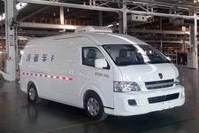 佰斯威牌HCZ5030XLC-0HASV型冷藏车图片
