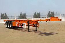 中原冷谷牌YTL9400TJZ型集装箱运输半挂车图片