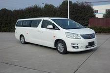6米大马HKL6603BEV纯电动客车