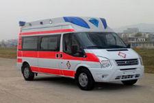 白云牌BY5049XJH型救护车图片