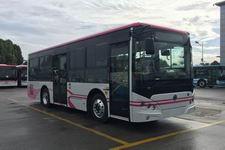 8.5米申龙SLK6859ULE0BEVY纯电动城市客车