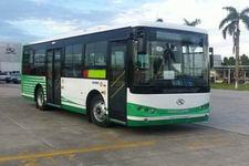 8.5米金龙XMQ6850AGBEVL2纯电动城市客车
