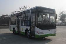 8.1米楚风插电式混合动力城市客车