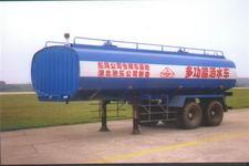 华威驰乐牌SGZ9270GSS-G型洒水半挂车图片