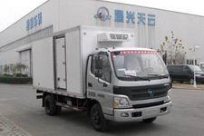 三晶-史密斯牌TY5040XLCBJ-1型冷藏车