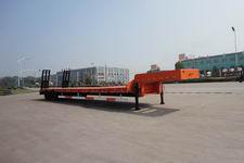 华威驰乐15.8米28.2吨4轴低平板半挂车(SGZ9401TDP)