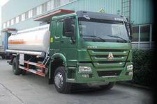 SGZ5160GRYZZ4W型华威驰乐牌易燃液体罐式运输车图片