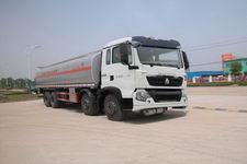 SGZ5310GRYZZ4G型华威驰乐牌易燃液体罐式运输车图片