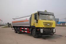 SGZ5250GRYCQ4型华威驰乐牌易燃液体罐式运输车图片