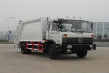 华威驰乐牌SGZ5120ZYSEQ4型压缩式垃圾车图片