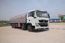 SGZ5311GRYZZ4G型华威驰乐牌易燃液体罐式运输车图片