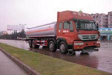 SGZ5311GRYZZ4J型华威驰乐牌易燃液体罐式运输车图片