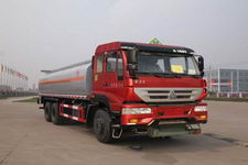 SGZ5250GRYZZ4J44型华威驰乐牌易燃液体罐式运输车图片