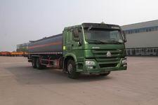 SGZ5250GRYZZ4W52型华威驰乐牌易燃液体罐式运输车图片