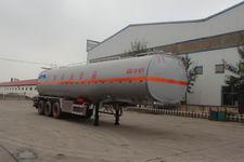 正康宏泰牌HHT9401GSY型铝合金食用油运输半挂车图片
