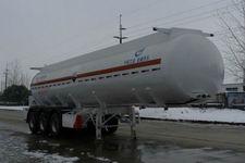 AKL9401GFW型开乐牌腐蚀性物品罐式运输半挂车图片