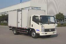 凯马国四单桥厢式运输车109-143马力5吨以下(KMC5046XXYH33D4)