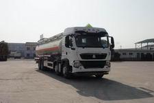 SGZ5311GYYZZ4G型华威驰乐牌铝合金运油车图片