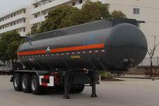 AKL9407GFW型开乐牌腐蚀性物品罐式运输半挂车图片