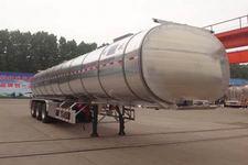 明航牌ZPS9402GSY型铝合金食用油运输半挂车图片