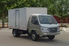 唐骏汽车国五单桥厢式运输车88马力5吨以下(ZB5033XXYADC3V)