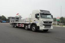 SGZ5310TPBZZ5T7型华威驰乐牌平板运输车图片